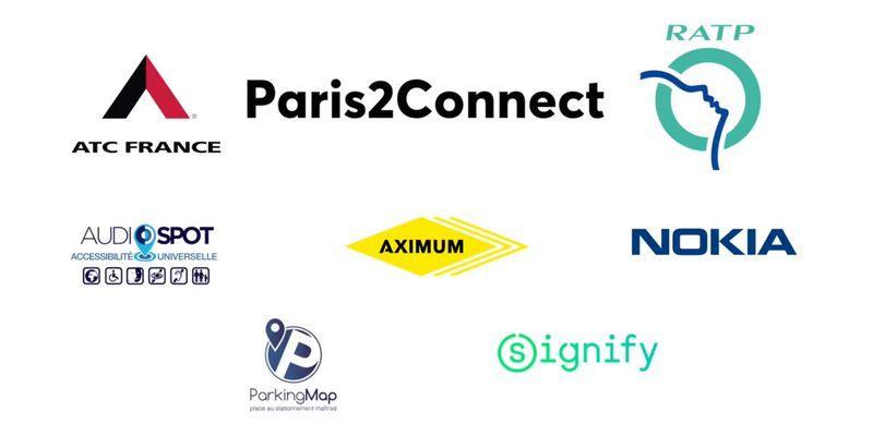 Vidéo de présentation du projet Paris2Connect