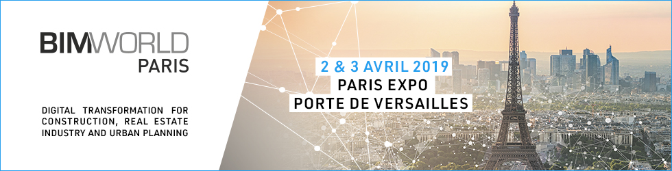 "Le ""Village + by SMART USE"" présenté au salon BIM WORLD les 2-3 avril 2019"